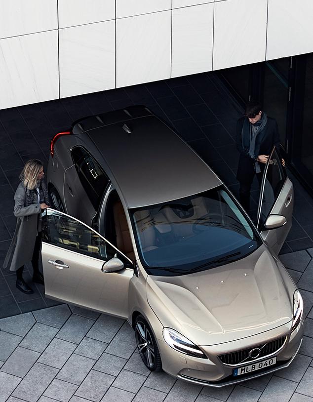 Osobité Volvo
